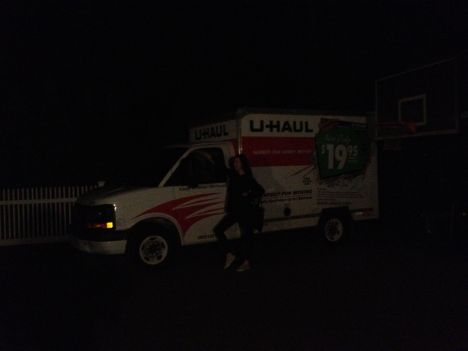 The 5 AM UHaul