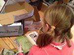 WBS boxes andbook