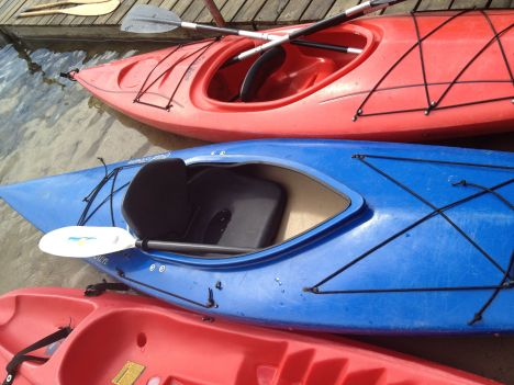 Aftermath kayaks 1