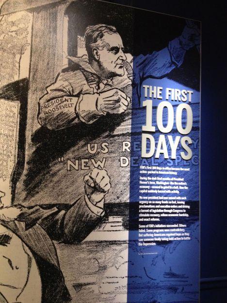 FDR 100 days